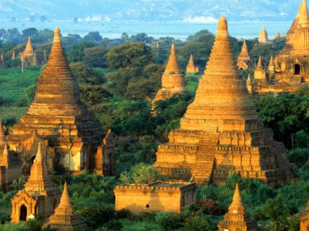 SE-MYA01 :: Templi di Bagan - Myanmar
