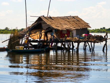 SE-THLACA01 :: Lago Tonle Sap - Cambogia