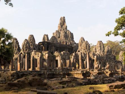 SE-THMYCA01 :: Bayon - Cambogia